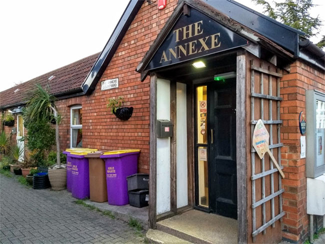 The Annexe Inn exterior