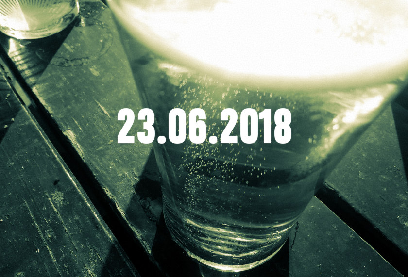 News, Nuggets & Longreads 23 June 2018: Lager, Gas, Glass