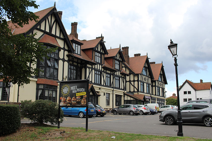 Notable Pubs: The Royal Forest Hotel, Chingford