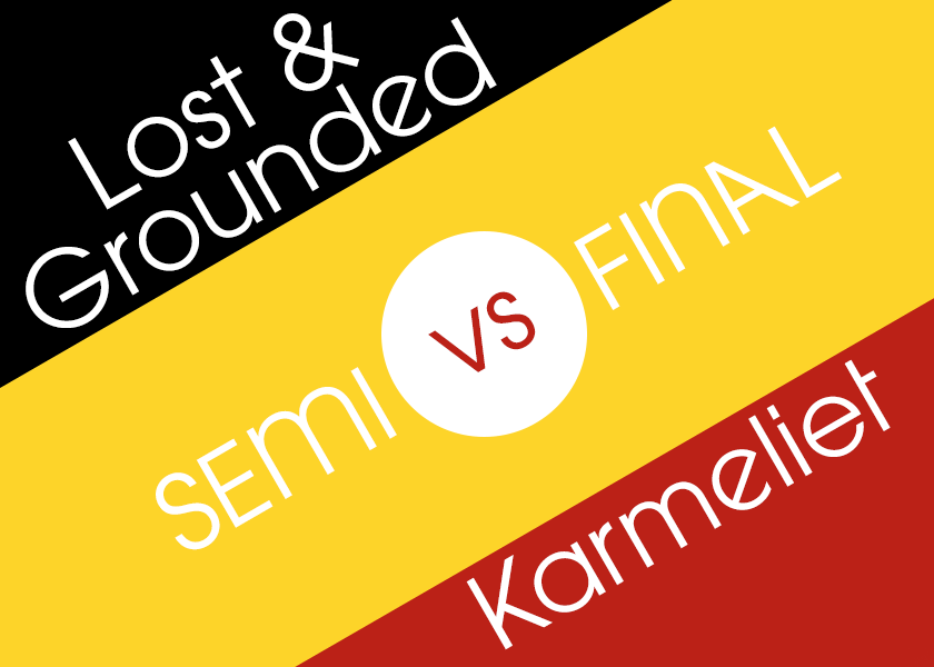 Tripel-off, Semi-Final: Karmeliet vs. Lost & Grounded