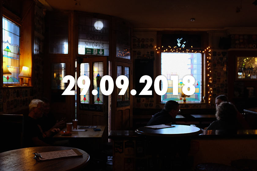 News, Nuggets & Longreads 29 September 2018: Runcorn, Rochefort, Rules of the Tavern