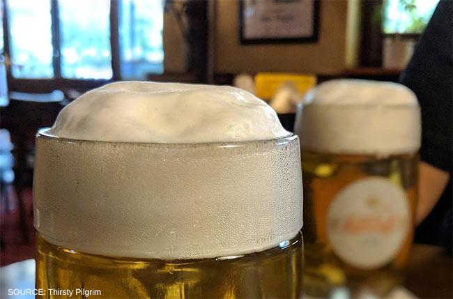 Berlin beers.