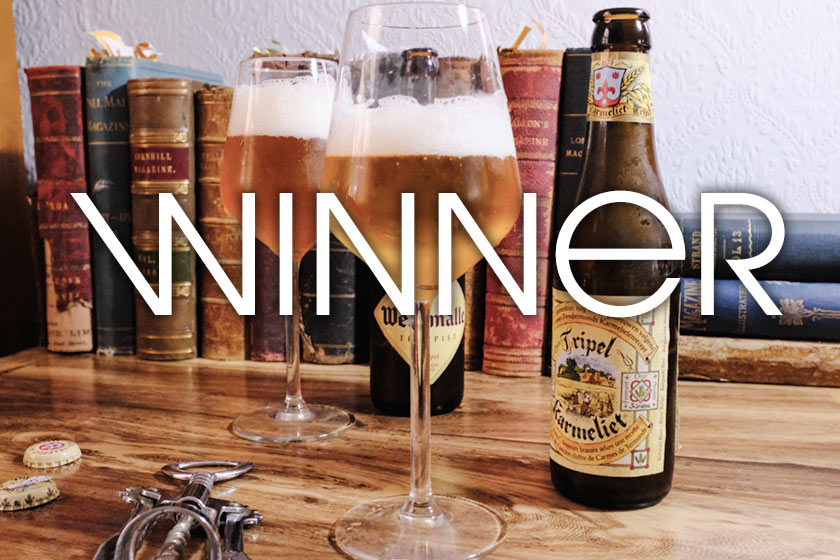 Tripel-Off Final: Westmalle vs. Karmeliet