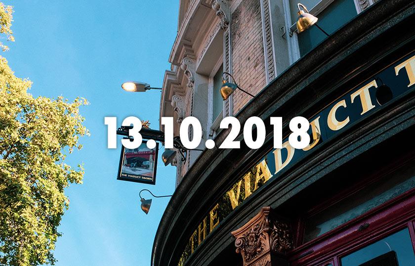 News, Nuggets & Longreads 13 October 2018: Pine, Pubs, Pilsner