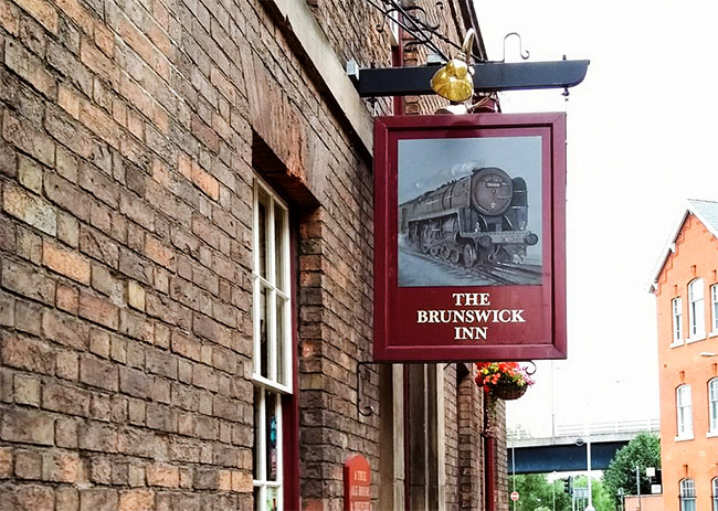 The Brunswick, Derby.