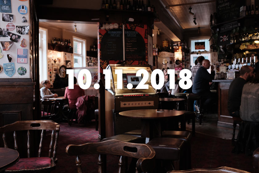 News, Nuggets & Longreads 10 November 2018: Pricing Policy, Peterloo, Park Hill