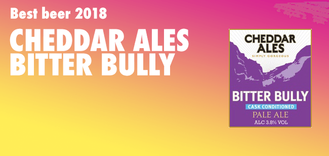 Best Beer: Bitter Bully.