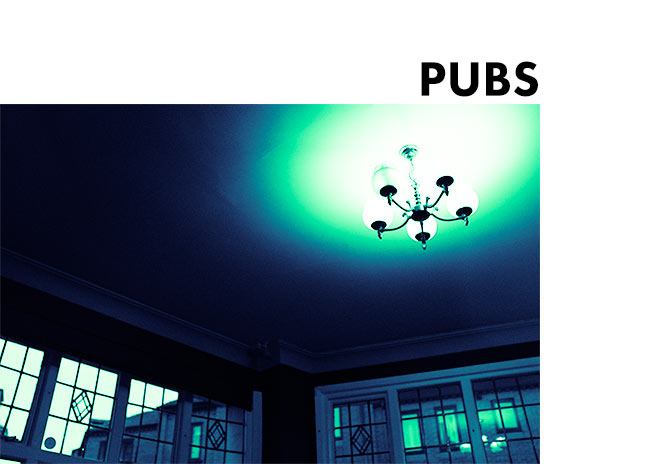 Section header: pubs.