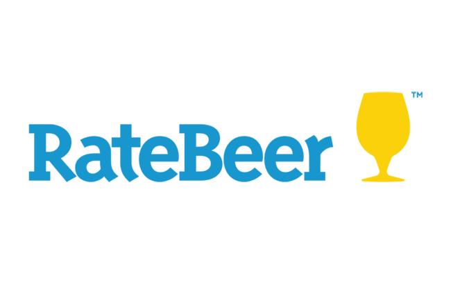 RateBeer logo.