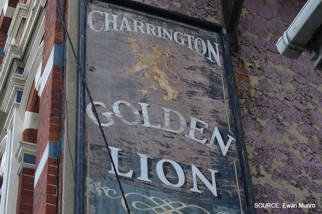 The Golden Lion, Camden