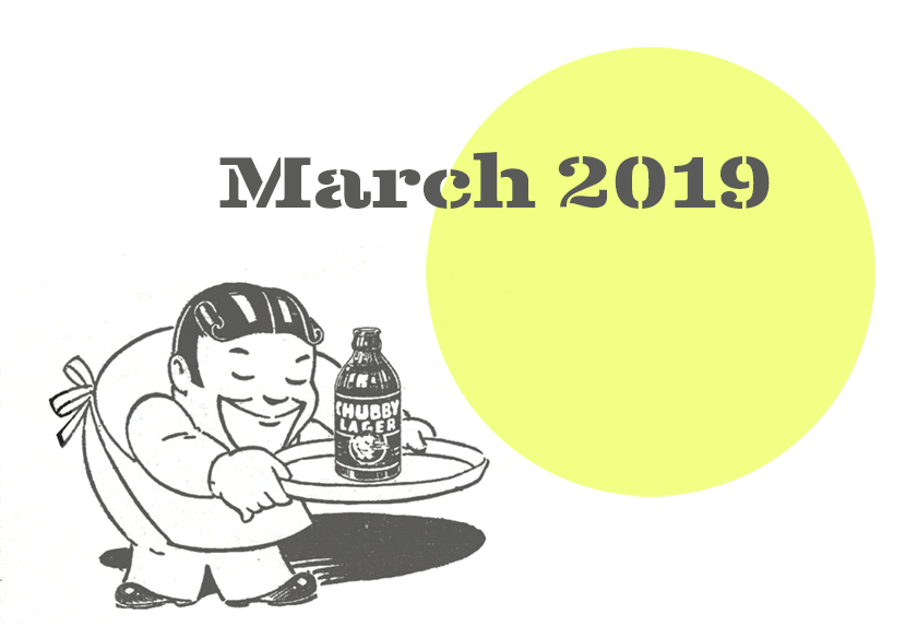 Everything we wrote about beer and pubs in March 2019