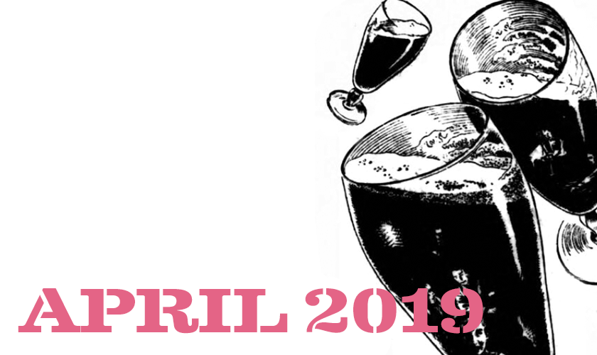 Everything we wrote in April 2019: mostly barley wine