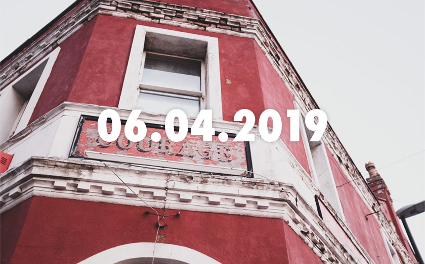 News, Nuggets and Longreads 06 April 2019: Berlin, Brett, Better Lager