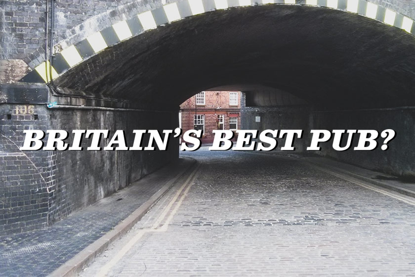 The best pub in Britain, according to Twitter