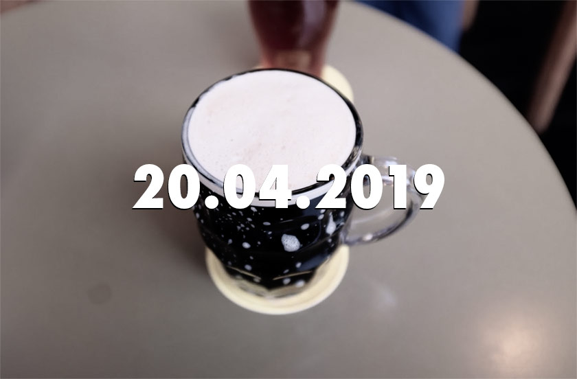 News, nuggets and longreads 20 April 2019: Pub Crawling, Carlsberg, Craftonia