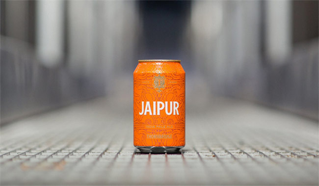 Jaipur can