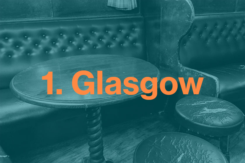 Scotland #1: Glimpses of Glasgow