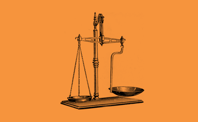 Scales and balance.