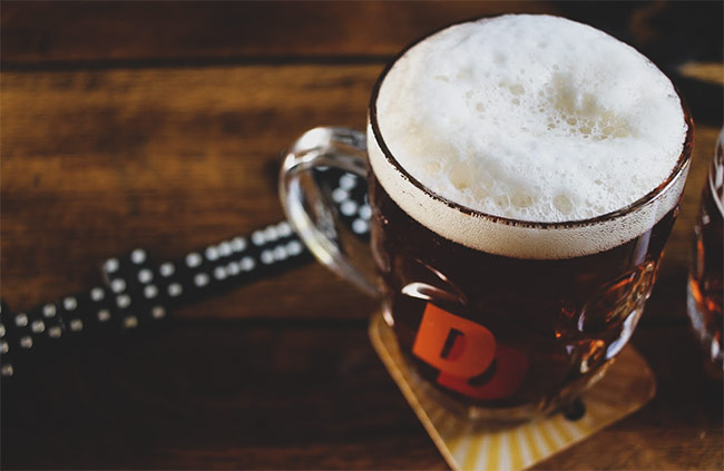 Beer foam