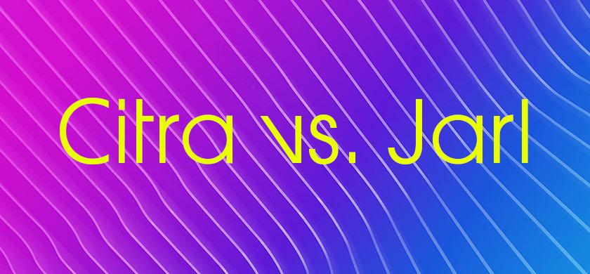 Jarl vs. Citra – clipping in the treble?