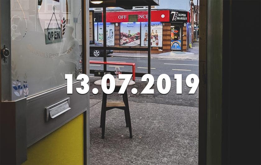 News, nuggets and longreads 13 July 2019: Molson, Heineken, RateBeer