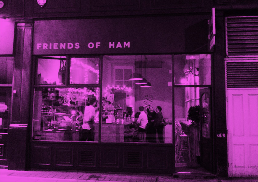 Friends of Ham