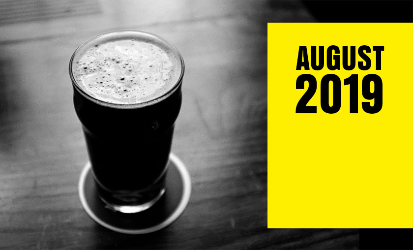Everything we wrote about beer and pubs in August 2019