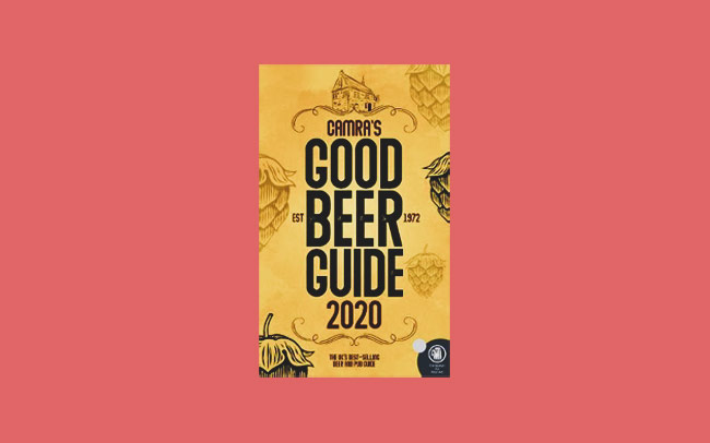 The 2020 Good Beer Guide.