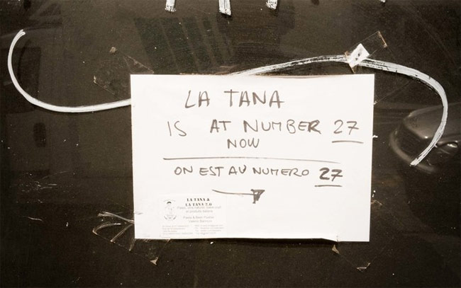 La Tans