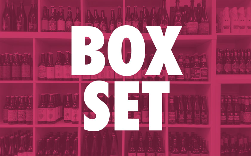 BOX SET: Twenty-four beers to teach a newbie about styles