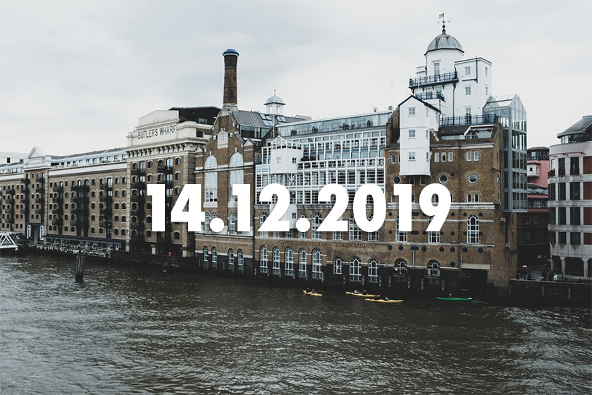 News, nuggets and longreads 14 December 2019: Vintage ale, Christmas beer, winter walks