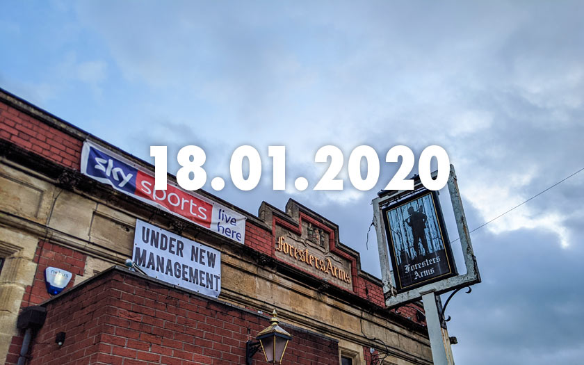 News, nuggets and longreads 18 January 2020: Summer Wine, South Africa, Sierra Nevada