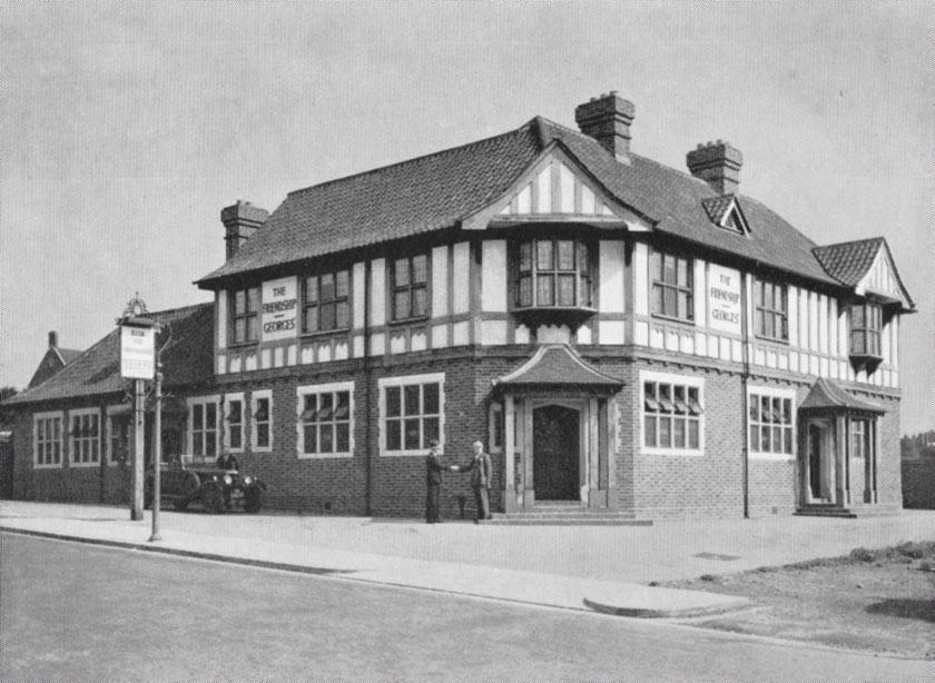 Friendship pub, Knowle