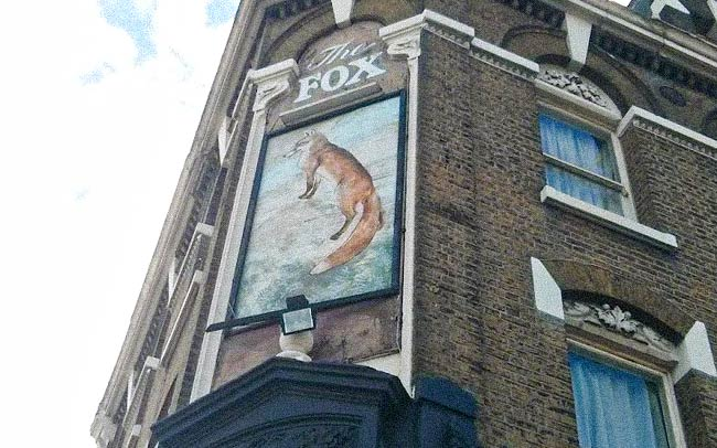 The Fox, Dalston