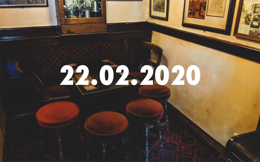 News, nuggets and longreads 22 February 2020: Lovington, Liverpool, Low-alcohol