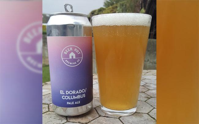 The Beer Hut beer