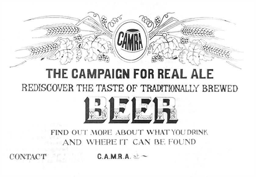 Brew Britannia: new evidence in the case – CAMRA Branch Bulletin
