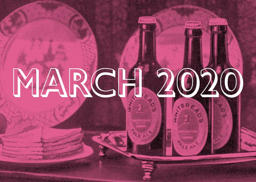 Everything we wrote in the perfectly normal month of March 2020