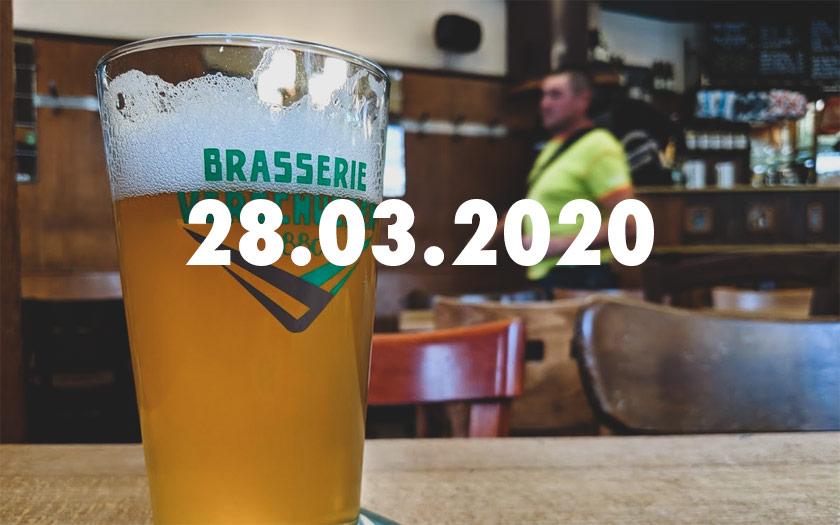 News, nuggets and longreads 28 March 2020: Berlin, BrewDog, Brasserie de la Senne