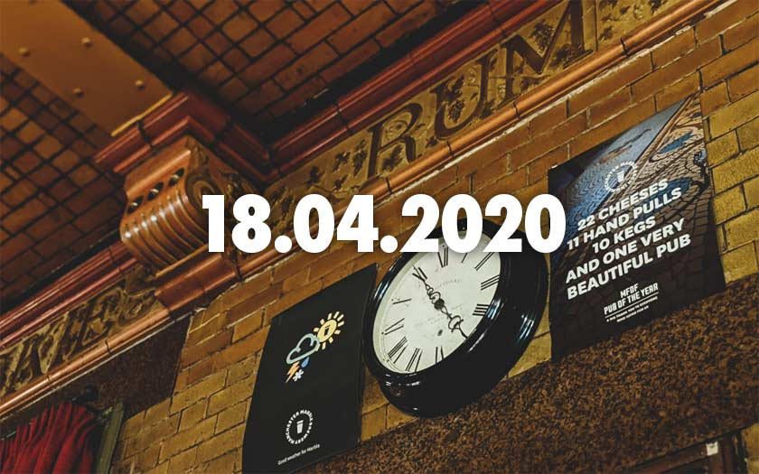 News, nuggets and longreads 18 April 2020: Liverpool, Collyhurst, Heywood