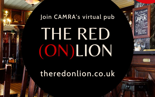 The Red On Lion