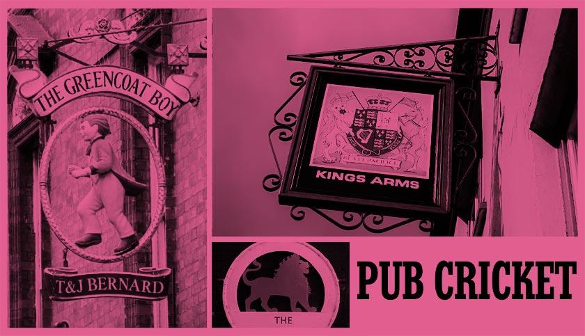 Games people play: pub cricket